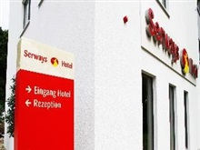 Serways Hotel Bruchsal West, Karlsruhe