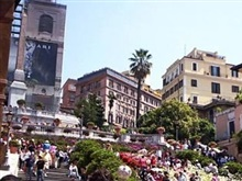 Firenze, Spanish Steps