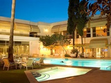 Hotel The Sindbad, Statiunea Hammamet