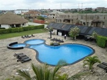 The Aknac Hotel, Accra