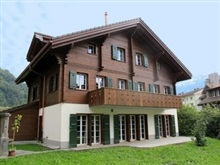 Citychalet Three Bedroom, Interlaken