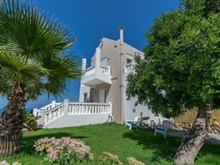 Villa Infinity With Sea Views 1Km From Beach, Rethymnon