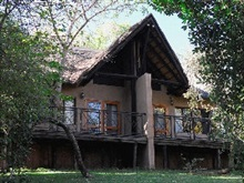 Namushasha River Lodge, Caprivi