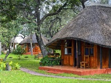 Hakusembe River Lodge, Caprivi
