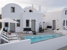 White Orchid Luxury Suites, Messaria