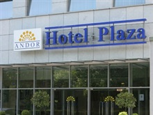 Andor Hotel Plaza, Hannover