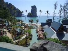Hotel Centara Grand Beach Resort And Villas, Orasul Krabi