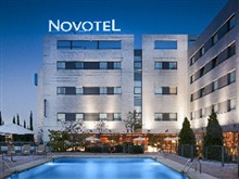 Hotel Novotel Sanchinarro, Madrid