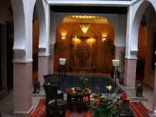 Riad La Rose Dorient, Marrakech