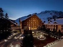 The Chedi Andermatt, Engelberg