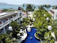 Sunset Beach Resort, Patong