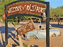 Solitaire Country Lodge, Sossusvlei