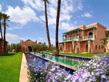 Jardin D Ines By Christophe Leroy, Marrakech
