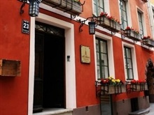St. Peters Boutique Hotel, Riga