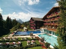 Wellness Spa Hotel Ermitage, Gstaad