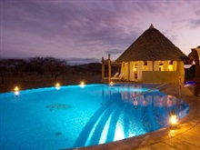 Severin Safari Camp, Tsavo West National Park