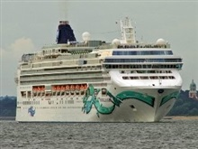 Norwegian Jade Cruise Ship, Sochi