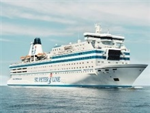 Princess Maria Cruise Ship, Sochi
