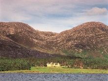Lough Inagh Lodge, Galway