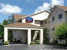 Fairfield Inn Suites Seattle Bellevue Redmond, Seattle