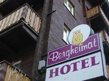 Welcomehotel Bergheimat, Saas Fee