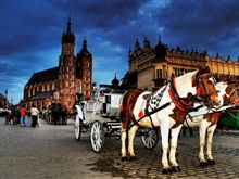City Break Cracovia 5 Nopti Autocar 2017, Cracovia