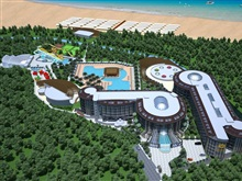 Sunmelia Beach Resortspa, Manavgat Side