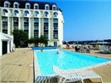 Hotel Le Beach, Deauville