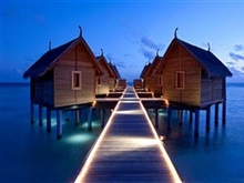 Constance Moofushi Resort, South Ari Atoll