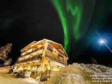 Northern Lights Village, Saariselka