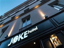 Joke Hotel, Paris Orly Airport
