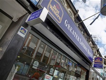 Best Western Greater London Hotel, Londra