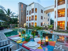 Amani Luxury Apartments, Diani Beach