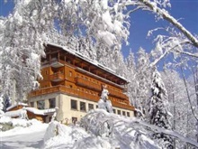 Hotel Campanules, Les Houches