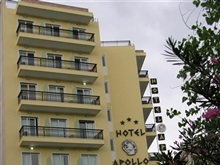 Hotel Apollo, Athens