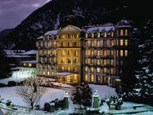 Lindner Grand Hotel Beau Rivage First Class, Interlaken