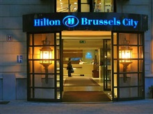 Hilton Brussels City, Bruxelles