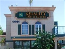 Quality Inn And Suites, Anaheim