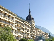 Victoria Jungfrau Grand Hotel Spa Superior, Interlaken
