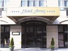 Hotel Acces, Ostend