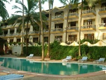 Hotel Bambolim Beach Resort Dbl Reg, Goa