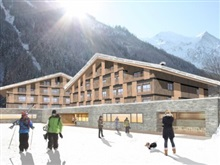 Heliopic Sweet And Spa, Chamonix Mont Blanc