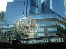 Trump International Hotel And Tower New York, New York