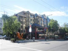 Hotel Listel, Vancouver