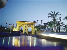 Hotel Palmeraie Golf Palace, Marrakech