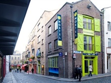 Hotel Barnacles Temple Bar House Bunkbeds, Dublin