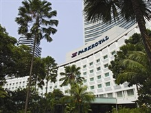 Hotel Parkroyal On Beach Road, Singapore
