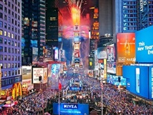 Revelion New York Si Miami Revelion 2020, New York Ny