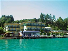 Strandhotel Morak, Velden Am Worther See
