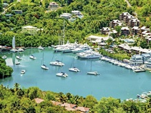 Marigot Bay Resort And Ma, Castries